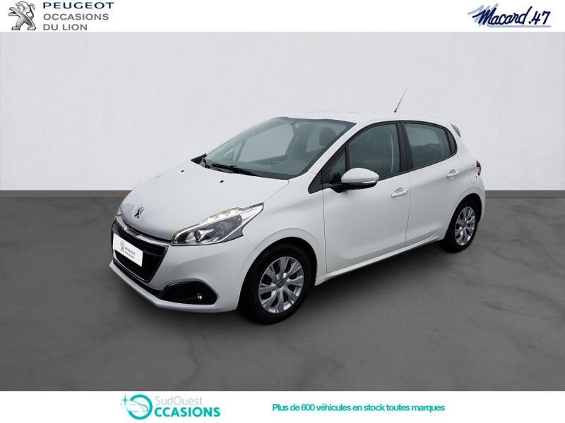 Photo 1 de l'offre de Peugeot 208 1.6 BlueHDi 75ch  Active Business S&S 5p à 10 990 € chez SudOuest Occasions