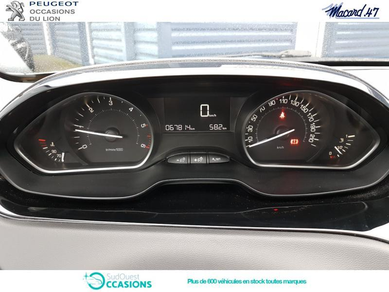 Photo 13 de l'offre de Peugeot 208 1.6 BlueHDi 75ch  Active Business S&S 5p à 10 990 € chez SudOuest Occasions