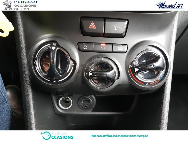 Photo 15 de l'offre de Peugeot 208 1.6 BlueHDi 75ch  Active Business S&S 5p à 10 990 € chez SudOuest Occasions