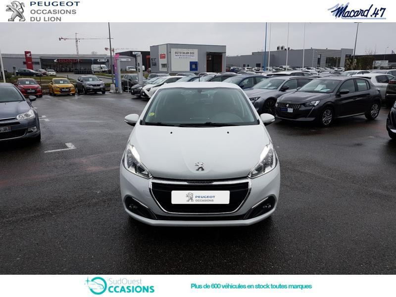 Photo 20 de l'offre de Peugeot 208 1.6 BlueHDi 75ch  Active Business S&S 5p à 10 990 € chez SudOuest Occasions