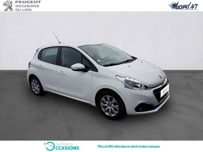 Photo 3 de l'offre de Peugeot 208 1.6 BlueHDi 75ch  Active Business S&S 5p à 10 990 € chez SudOuest Occasions