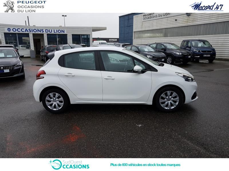 Photo 4 de l'offre de Peugeot 208 1.6 BlueHDi 75ch  Active Business S&S 5p à 10 990 € chez SudOuest Occasions