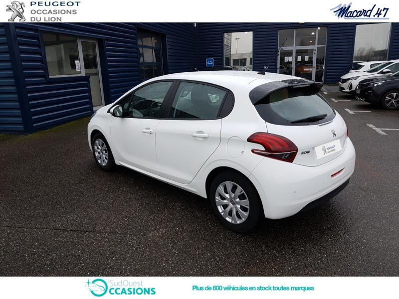 Photo 7 de l'offre de Peugeot 208 1.6 BlueHDi 75ch  Active Business S&S 5p à 10 990 € chez SudOuest Occasions
