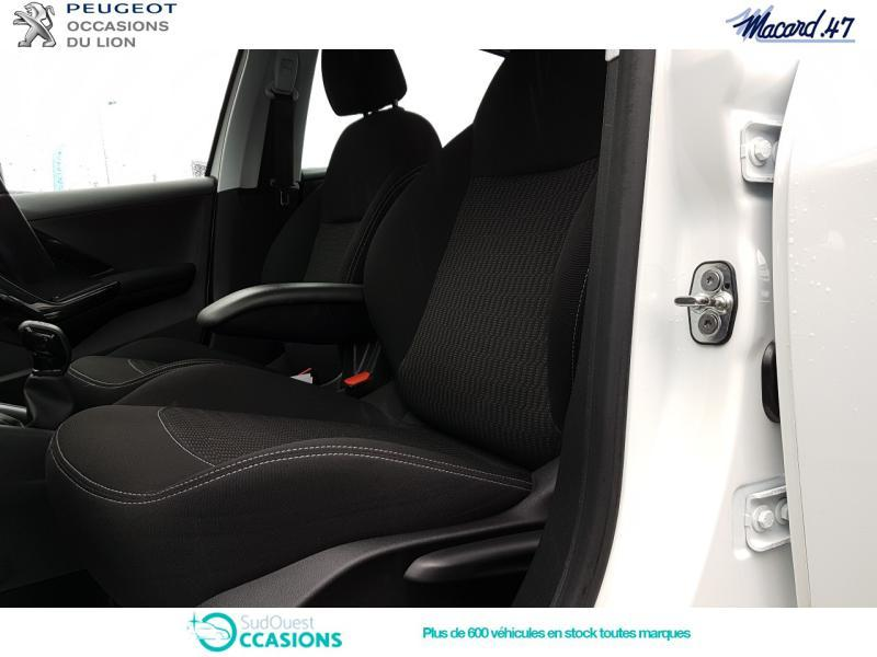 Photo 9 de l'offre de Peugeot 208 1.6 BlueHDi 75ch  Active Business S&S 5p à 10 990 € chez SudOuest Occasions