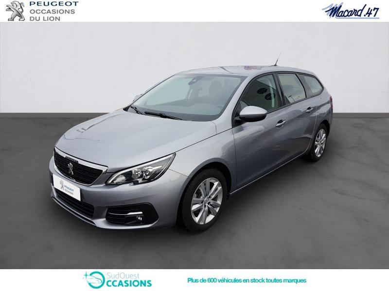 Photo 1 de l'offre de Peugeot 308 SW 1.5 BlueHDi 130ch S&S Active Business EAT8 à 16 390 € chez SudOuest Occasions