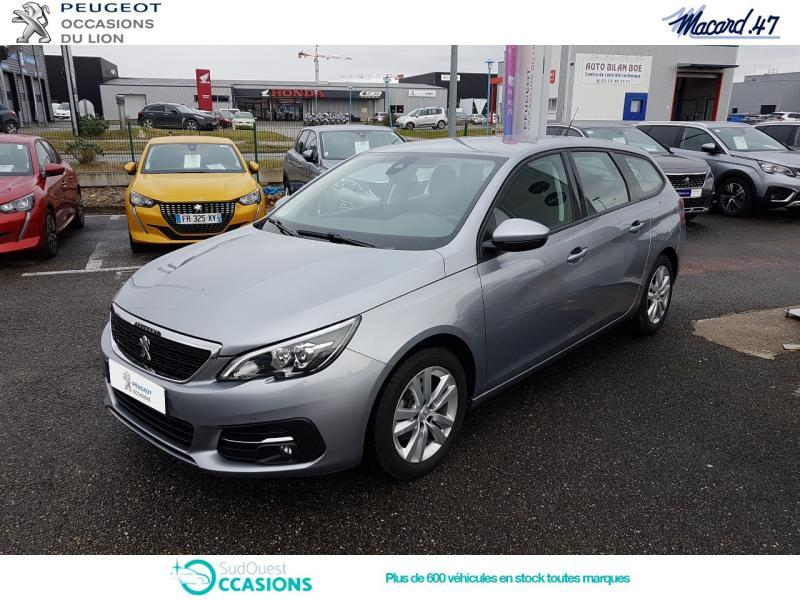 Photo 18 de l'offre de Peugeot 308 SW 1.5 BlueHDi 130ch S&S Active Business EAT8 à 16 390 € chez SudOuest Occasions