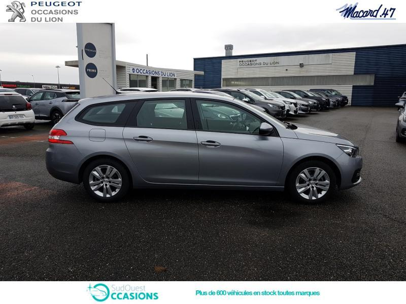 Photo 4 de l'offre de Peugeot 308 SW 1.5 BlueHDi 130ch S&S Active Business EAT8 à 16 390 € chez SudOuest Occasions