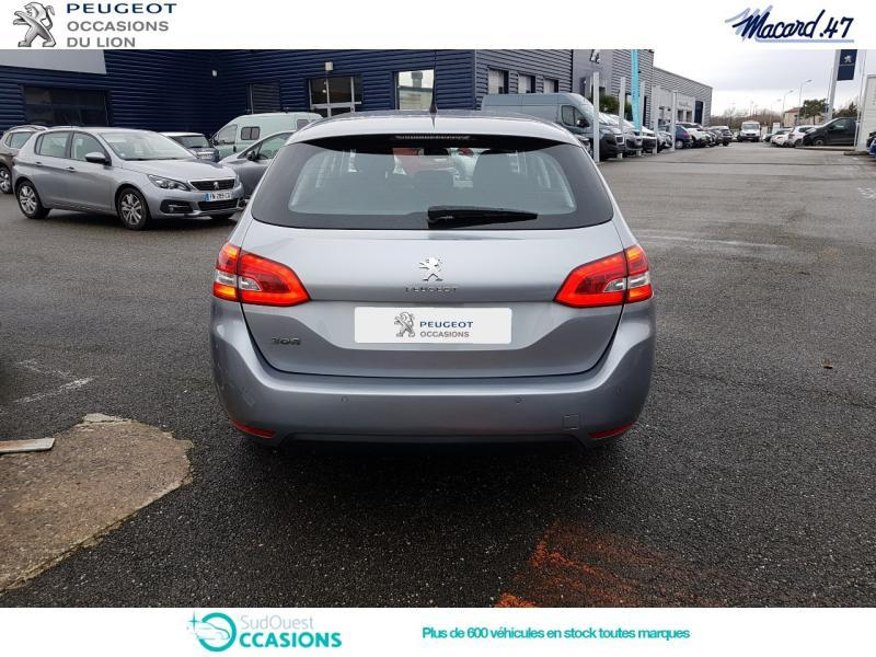 Photo 5 de l'offre de Peugeot 308 SW 1.5 BlueHDi 130ch S&S Active Business EAT8 à 16 390 € chez SudOuest Occasions