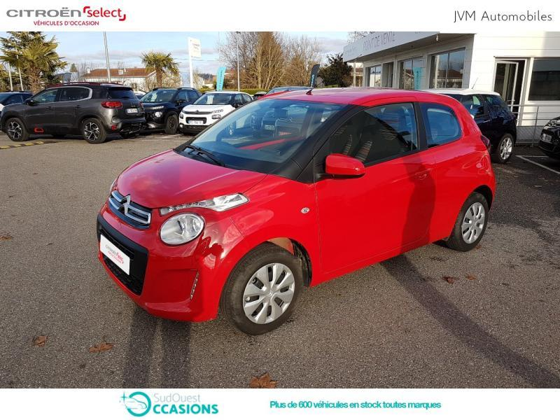 Photo 17 de l'offre de Citroën C1 VTi 68 Feel 3p à 9 590 € chez SudOuest Occasions