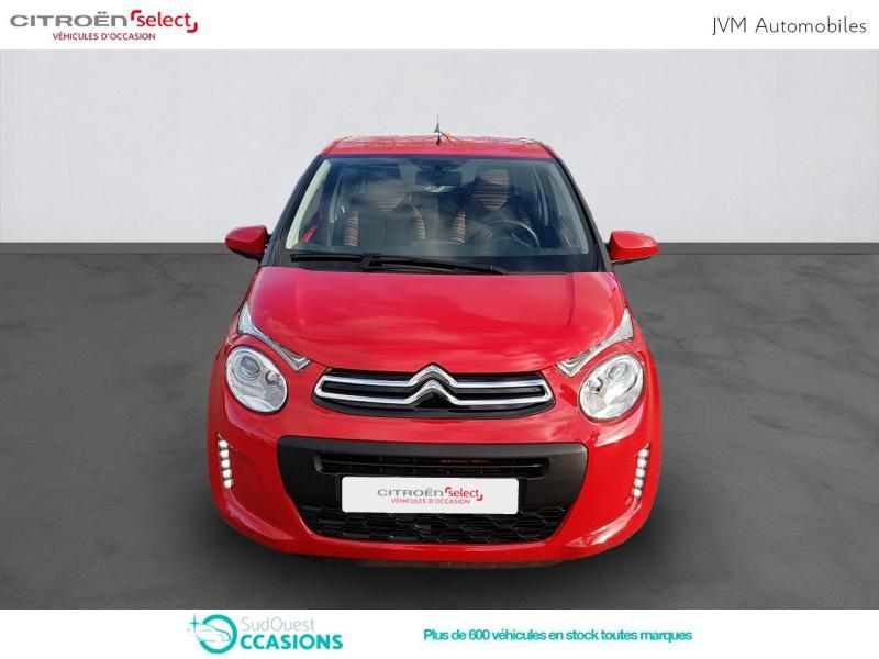 Photo 2 de l'offre de Citroën C1 VTi 68 Feel 3p à 9 590 € chez SudOuest Occasions