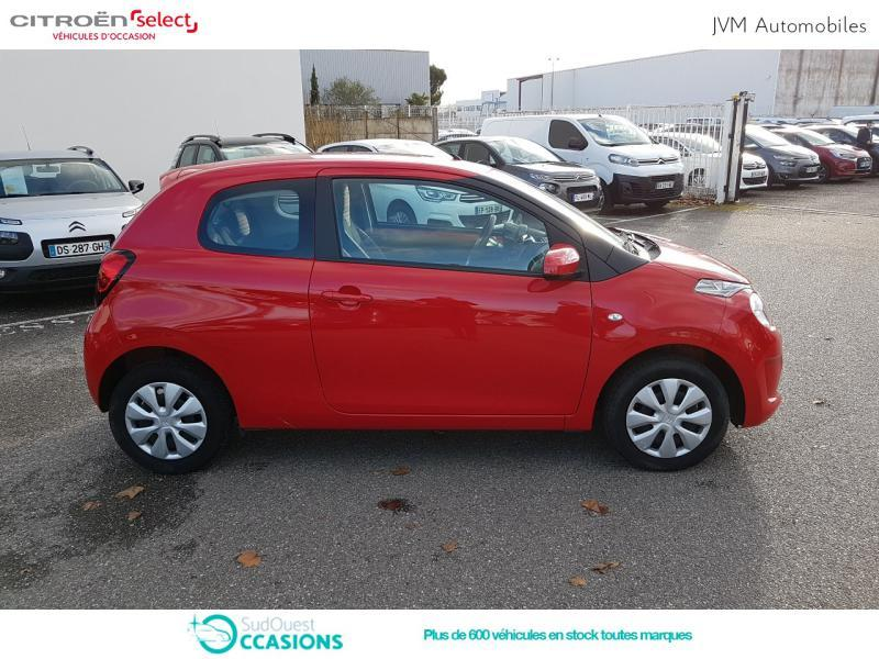 Photo 4 de l'offre de Citroën C1 VTi 68 Feel 3p à 9 590 € chez SudOuest Occasions
