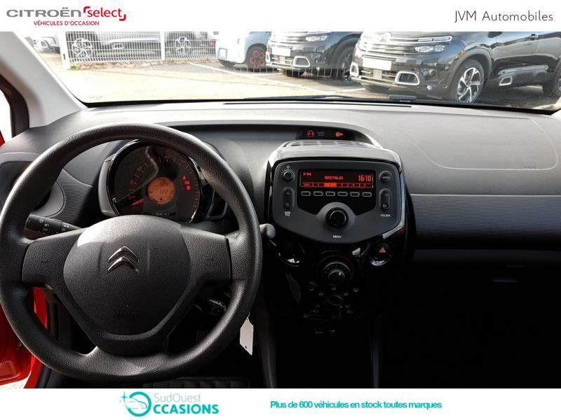 Photo 8 de l'offre de Citroën C1 VTi 68 Feel 3p à 9 590 € chez SudOuest Occasions