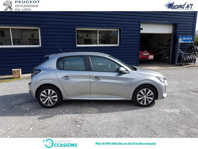 Photo 4 de l'offre de Peugeot 208 1.5 BlueHDi 100ch S&S Active Business à 19 990 € chez SudOuest Occasions