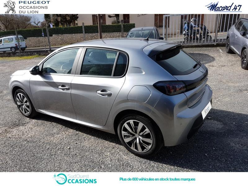 Photo 7 de l'offre de Peugeot 208 1.5 BlueHDi 100ch S&S Active Business à 19 990 € chez SudOuest Occasions