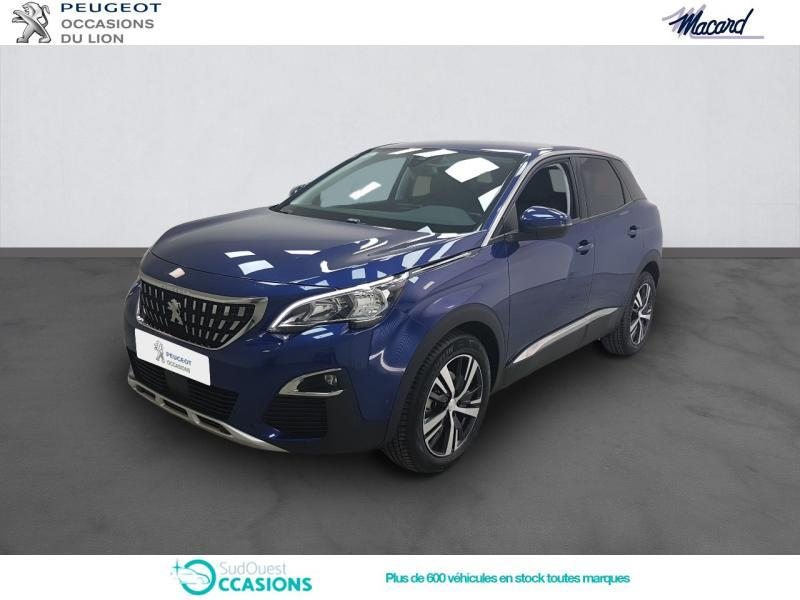 Photo 1 de l'offre de Peugeot 3008 1.5 BlueHDi 130ch E6.c Allure S&S à 22 490 € chez SudOuest Occasions