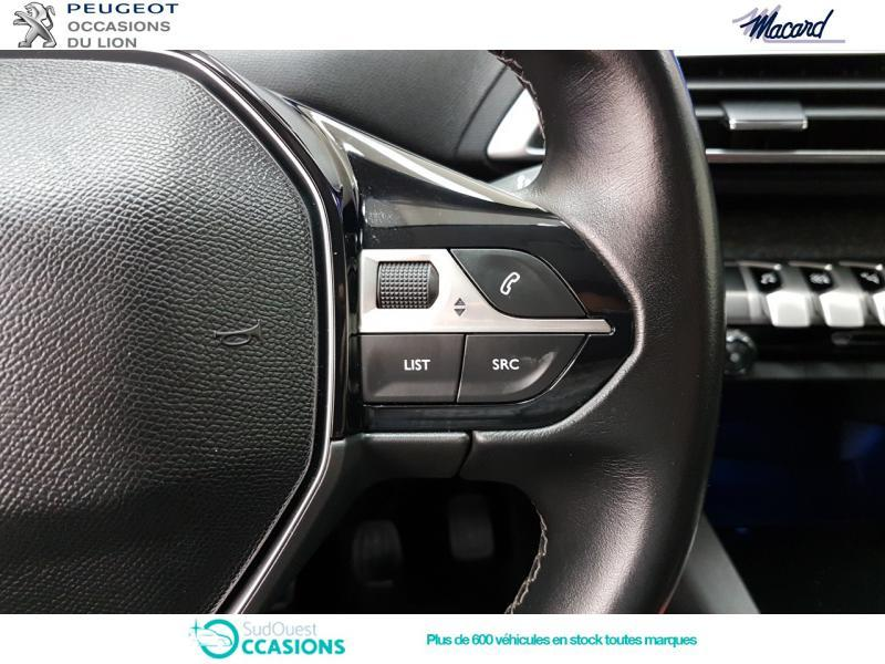 Photo 26 de l'offre de Peugeot 3008 1.5 BlueHDi 130ch E6.c Allure S&S à 22 490 € chez SudOuest Occasions