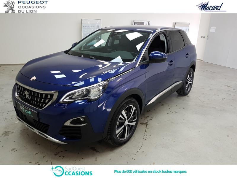 Photo 29 de l'offre de Peugeot 3008 1.5 BlueHDi 130ch E6.c Allure S&S à 22 490 € chez SudOuest Occasions