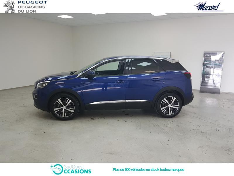 Photo 4 de l'offre de Peugeot 3008 1.5 BlueHDi 130ch E6.c Allure S&S à 22 490 € chez SudOuest Occasions