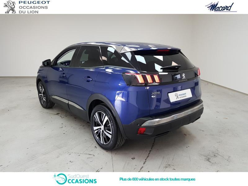 Photo 7 de l'offre de Peugeot 3008 1.5 BlueHDi 130ch E6.c Allure S&S à 22 490 € chez SudOuest Occasions