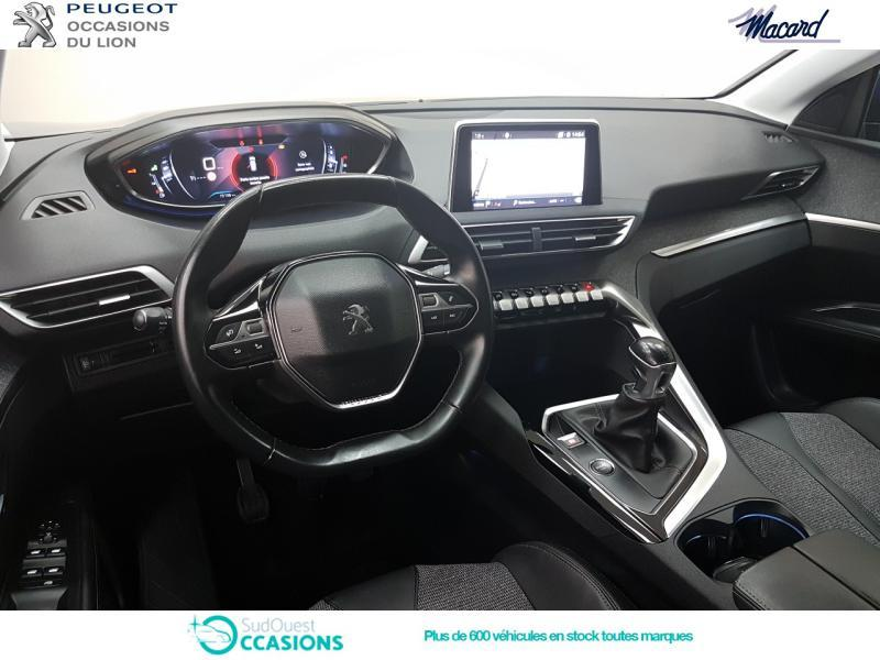 Photo 8 de l'offre de Peugeot 3008 1.5 BlueHDi 130ch E6.c Allure S&S à 22 490 € chez SudOuest Occasions