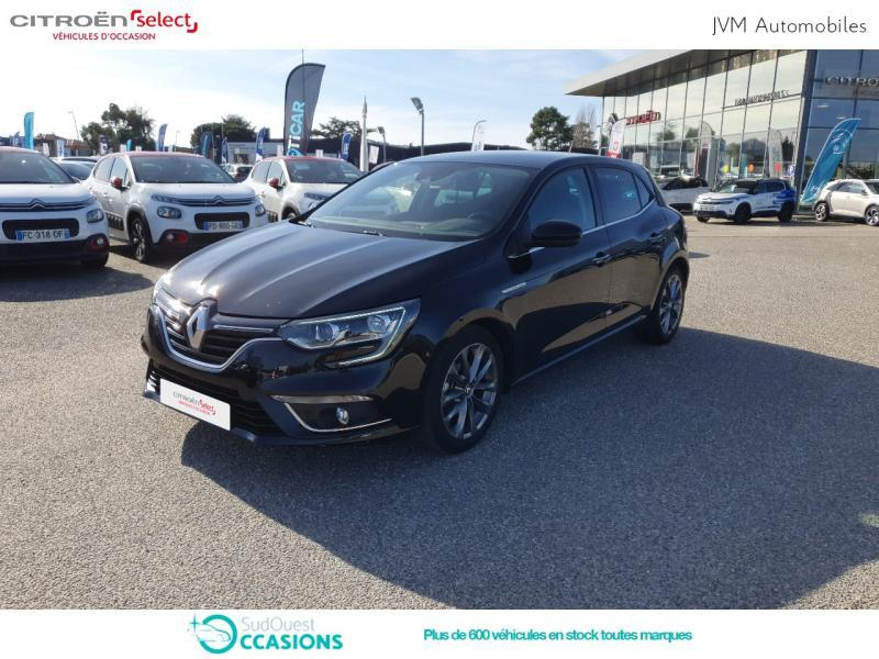 Photo 17 de l'offre de Renault Megane 1.5 dCi 110ch energy Limited EDC à 15 990 € chez SudOuest Occasions