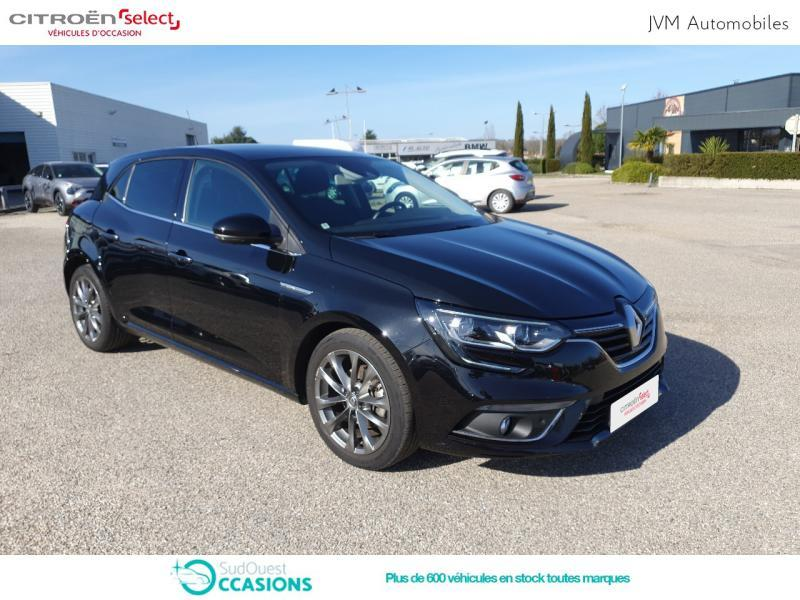 Photo 19 de l'offre de Renault Megane 1.5 dCi 110ch energy Limited EDC à 15 990 € chez SudOuest Occasions