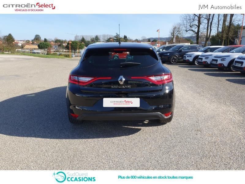 Photo 5 de l'offre de Renault Megane 1.5 dCi 110ch energy Limited EDC à 15 990 € chez SudOuest Occasions