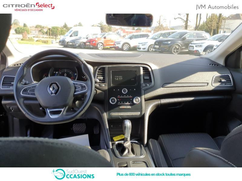 Photo 8 de l'offre de Renault Megane 1.5 dCi 110ch energy Limited EDC à 15 990 € chez SudOuest Occasions