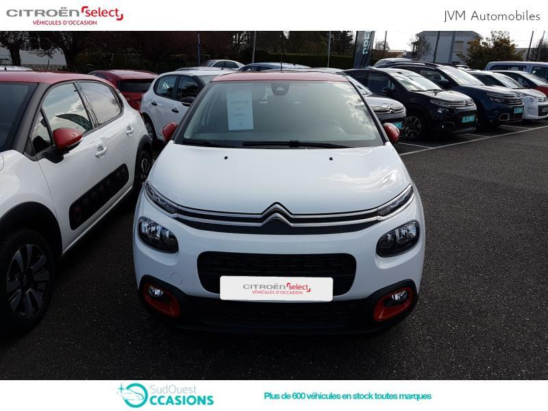 Photo 21 de l'offre de Citroën C3 PureTech 110ch Shine S&S E6.d-TEMP à 14 690 € chez SudOuest Occasions