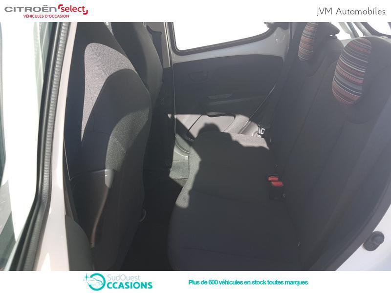 Photo 10 de l'offre de Citroën C1 PureTech 82 Feel 5p à 9 190 € chez SudOuest Occasions