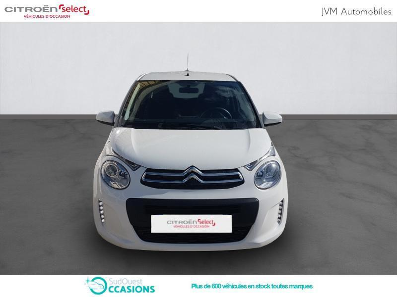 Photo 2 de l'offre de Citroën C1 PureTech 82 Feel 5p à 9 190 € chez SudOuest Occasions