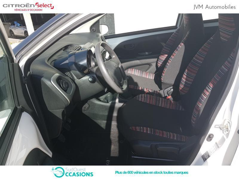 Photo 9 de l'offre de Citroën C1 PureTech 82 Feel 5p à 9 190 € chez SudOuest Occasions