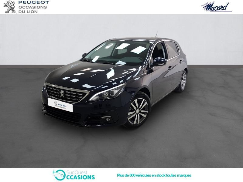 Photo 1 de l'offre de Peugeot 308 1.2 PureTech 130ch S&S Allure EAT8 à 23 590 € chez SudOuest Occasions