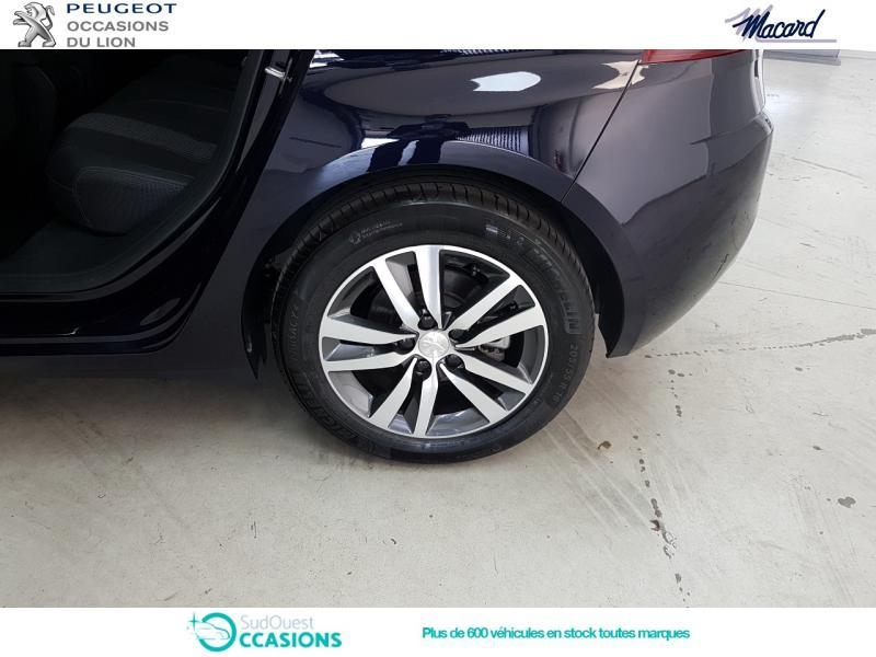 Photo 11 de l'offre de Peugeot 308 1.2 PureTech 130ch S&S Allure EAT8 à 23 590 € chez SudOuest Occasions