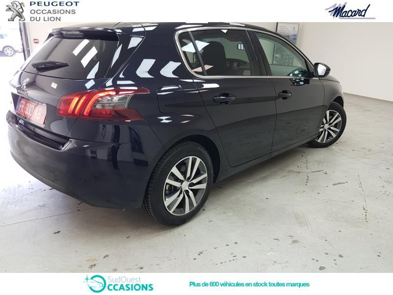 Photo 27 de l'offre de Peugeot 308 1.2 PureTech 130ch S&S Allure EAT8 à 23 590 € chez SudOuest Occasions