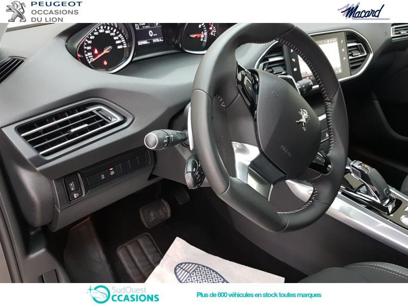 Photo 29 de l'offre de Peugeot 308 1.2 PureTech 130ch S&S Allure EAT8 à 23 590 € chez SudOuest Occasions