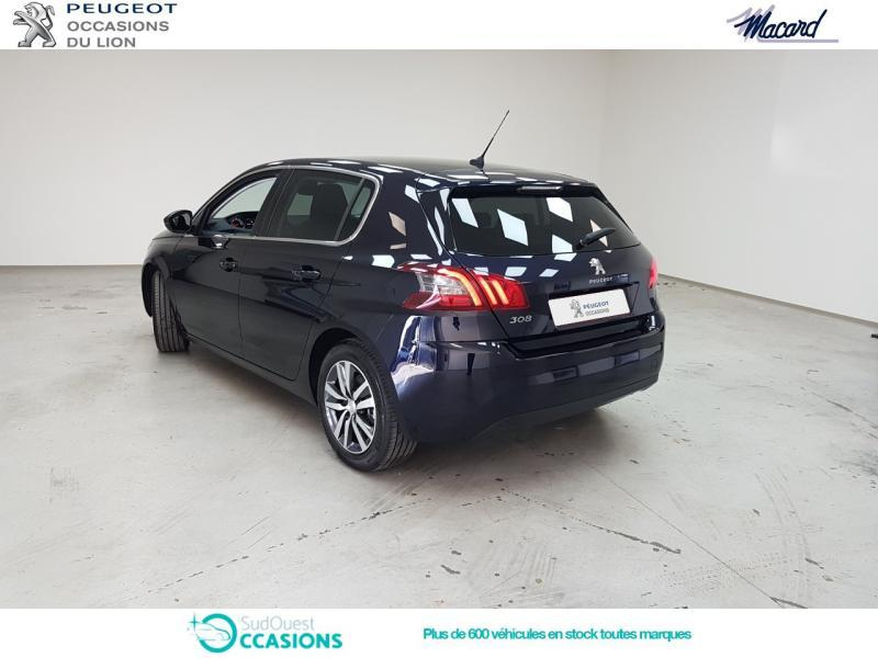 Photo 7 de l'offre de Peugeot 308 1.2 PureTech 130ch S&S Allure EAT8 à 23 590 € chez SudOuest Occasions