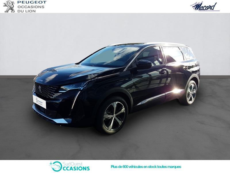 Photo 1 de l'offre de Peugeot 5008 1.2 PureTech 130ch S&S Allure Business EAT8 à 35 990 € chez SudOuest Occasions
