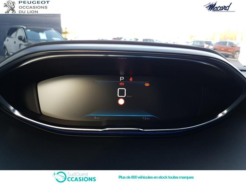Photo 12 de l'offre de Peugeot 5008 1.2 PureTech 130ch S&S Allure Business EAT8 à 35 990 € chez SudOuest Occasions