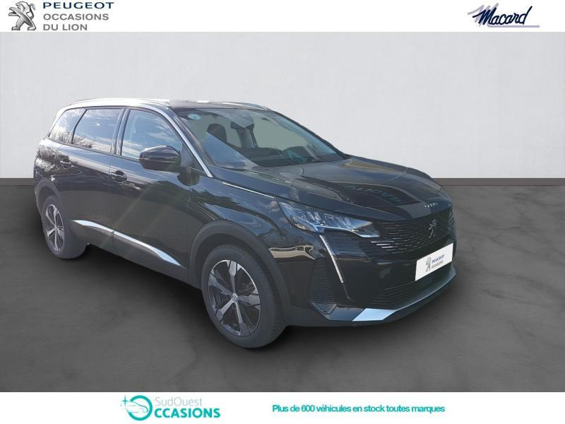 Photo 3 de l'offre de Peugeot 5008 1.2 PureTech 130ch S&S Allure Business EAT8 à 35 990 € chez SudOuest Occasions