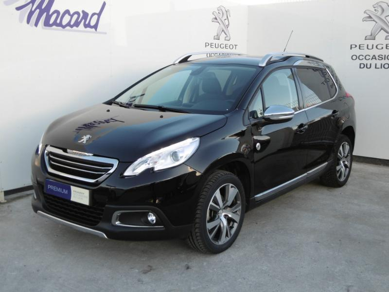 peugeot 2008 1 6 bluehdi 120ch crossway s s d 39 occasion caussade sudouest occasions. Black Bedroom Furniture Sets. Home Design Ideas