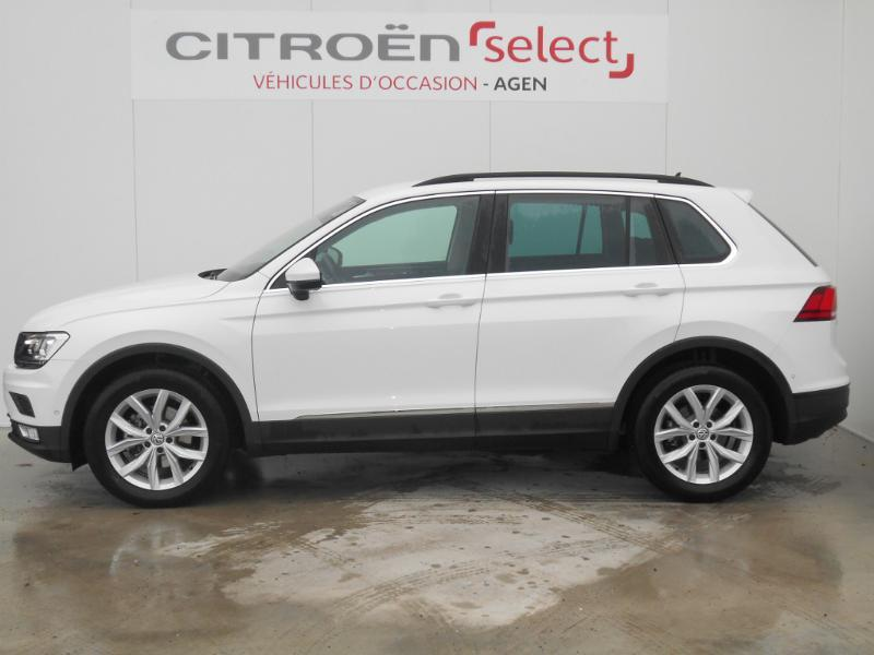 volkswagen tiguan 2 0 tdi 150ch confortline dsg7 d 39 occasion agen sudouest occasions. Black Bedroom Furniture Sets. Home Design Ideas