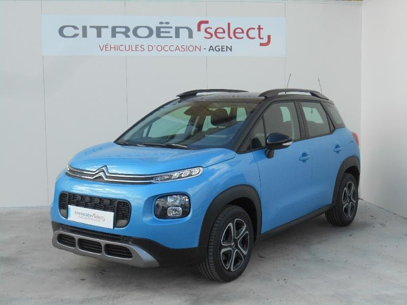 Photo 1 de l'offre de Citroën C3 Aircross PureTech 110ch S&S Feel à 17 990 € chez SudOuest Occasions