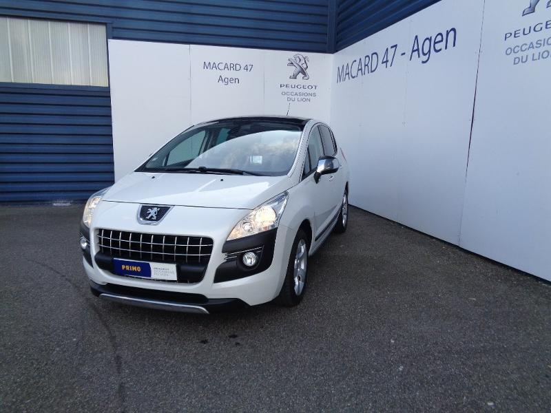 Photo 1 de l'offre de Peugeot 3008 2.0 HDi150 FAP Allure à 11 990 € chez SudOuest Occasions