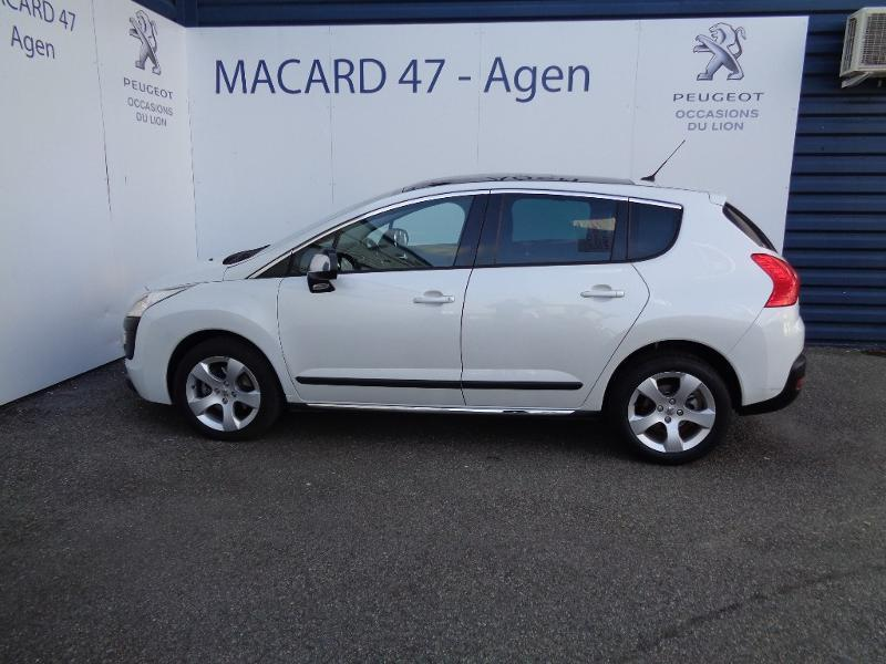 Photo 4 de l'offre de Peugeot 3008 2.0 HDi150 FAP Allure à 11 990 € chez SudOuest Occasions