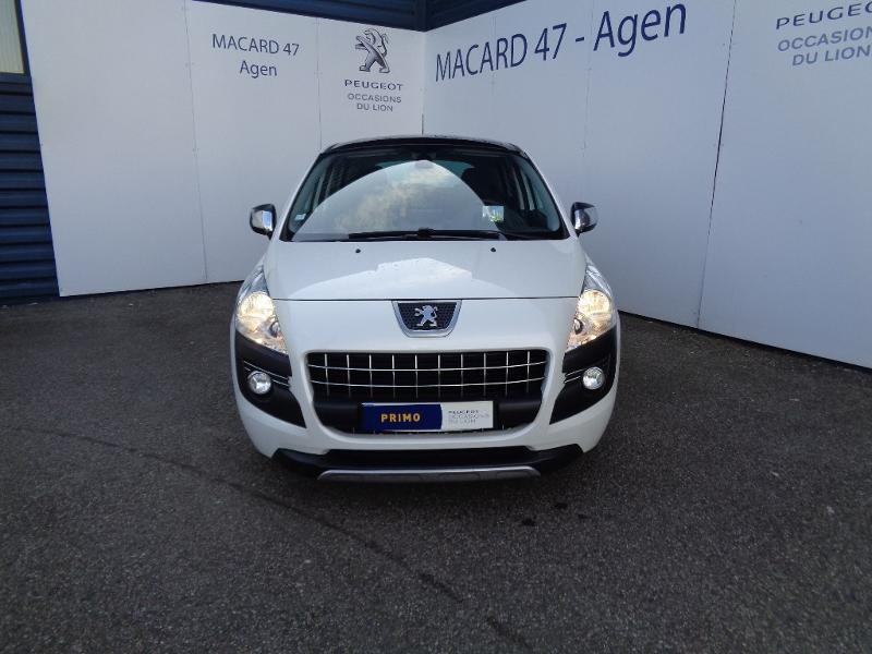 Photo 7 de l'offre de Peugeot 3008 2.0 HDi150 FAP Allure à 11 990 € chez SudOuest Occasions