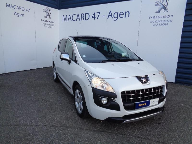 Photo 8 de l'offre de Peugeot 3008 2.0 HDi150 FAP Allure à 11 990 € chez SudOuest Occasions