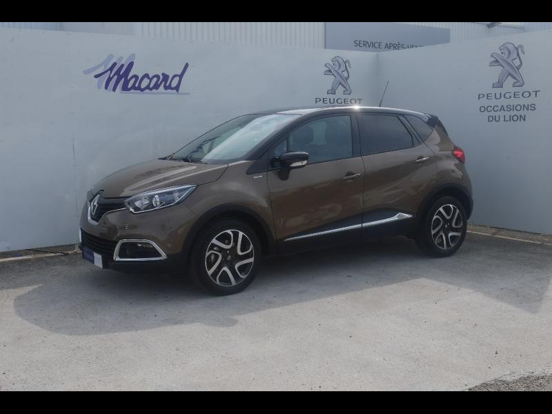 renault captur 1 5 dci 90ch stop start energy hypnotic edc euro6 2016 d 39 occasion caussade. Black Bedroom Furniture Sets. Home Design Ideas