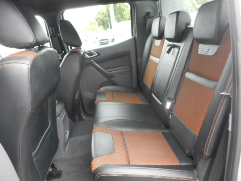 Photo 8 de l'offre de Ford Ranger 3.2 TDCi 200ch Double Cabine Wildtrak BVA à 33 980 € chez SudOuest Occasions