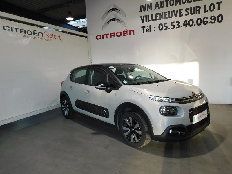 Photo 2 de l'offre de Citroën C3 PureTech 82ch Shine à 13 990 € chez SudOuest Occasions